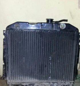 Уаз. Радиатор уаз421