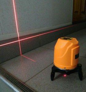Аренда лазерного уровня