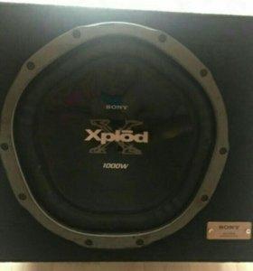 Продам сабвуфер Sony Xplod