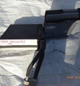 Радиатор печки Ford Focus 2