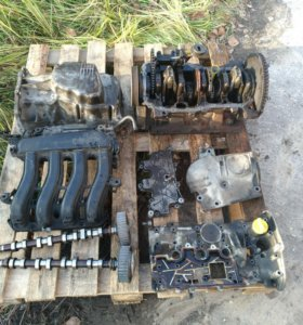 Двигатель 1.6 л 16клапанов рено меган 2