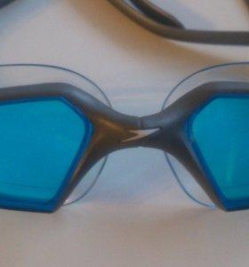 Новые очки Speedo
