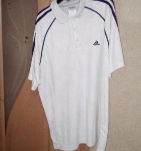 Фирменные Поло Baone и футболка Adidas