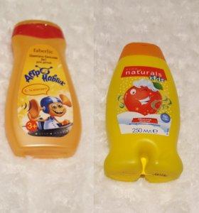 Шампуни для детей от3х лет
