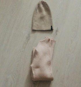 Водолазочка и шапочка