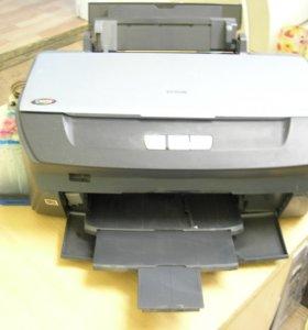 Принтер Epson Stylus Photo R270+ СНПЧ