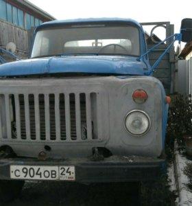 Самосвал. ГАЗ 53 (1982)