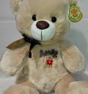 Медведь плюшевый, игрушка. 75 см