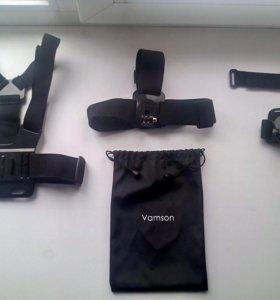 Крепления для GoPro, SJcam, XiaoMI YI.