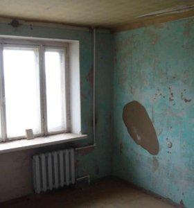 Квартира, 2 комнаты, 33.7 м²