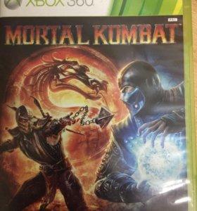 Диск Xbox Mortal Kombar