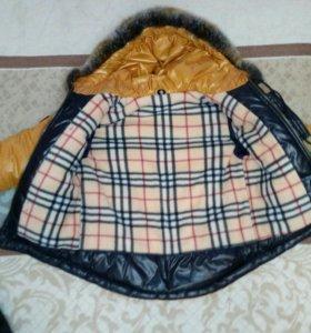 Полукомбез и куртка