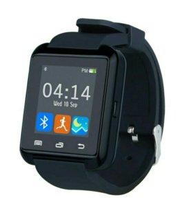 Smart watch U8 (умные часы, смарт часы)
