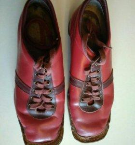 Ботинки лыжные 39р
