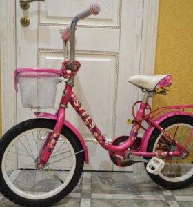 Детский велосипед. STELS.