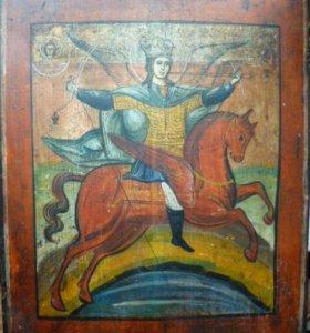 Икона Св. Архангел Михаил.