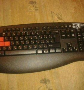 Игровая клавиатура A4Tech X7-G600.
