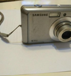 Фотоаппарат Самсунг 8.1 МР 3х Zoom