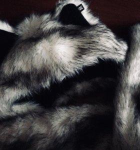 Волкошапка (искусственный мех)