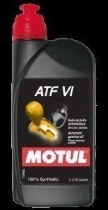 Масло трансмиссионное Motul ATF VI