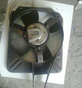 Вентилятор электровентилятор на ВАЗ