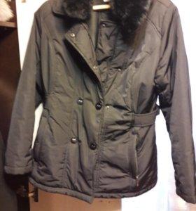 Продам куртку демесизон 46-48