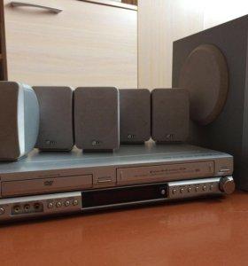 Домашний кинотеатр с акустической системой 5.1