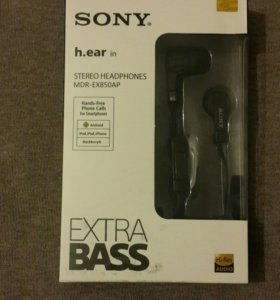 Гарнитура Sony MDR