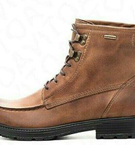 Ботинки от итальянского бренда Geox