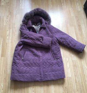 Куртка зимняя. Размер 56/58