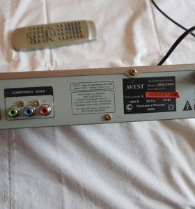 Видеоплеер AVEST AVD-F60C