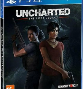 Uncharted Утраченное Наследие