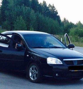 Chevrolet Lacetti klan