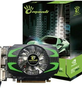 Видеокарта Manli GeForce GTX 750Ti