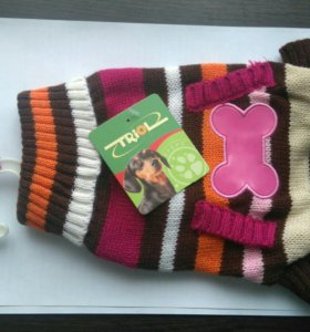 Новый свитер для собак р. XS