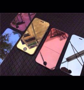 Защитное стекло iPhone 5, 6