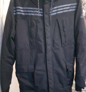 Куртка - парка мужская