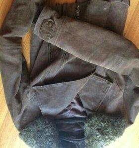 Куртка замш