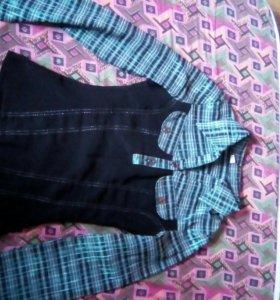 Блузка + подарок