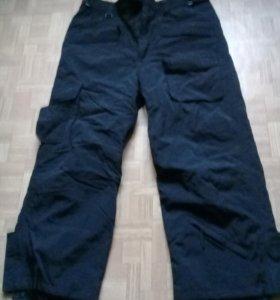 Новые сноубордические штаны