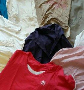 Женская одежда пакетом. Размер 48-50.