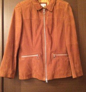 Куртка женская ( натуральна замша )