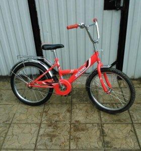 Велосипед от 7лет