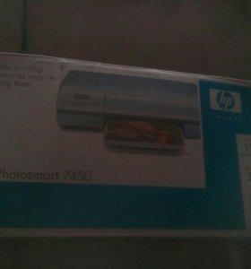 HP Photosmart 7400series