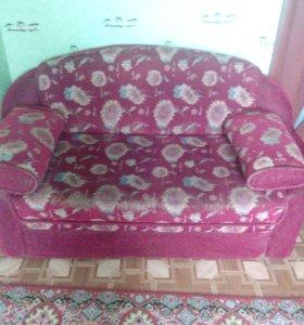 диван-кровать малогабаритный