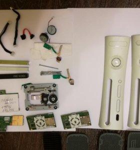 Запчасти Xbox 360 RF платы, Панели, кабель привода
