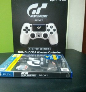 Геймпад PlayStation 4 GT Sport Edition