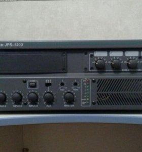 Усилитель мощности JPS-1200 (JEDIA).