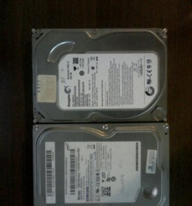 HDD SATA 80/160/500GB