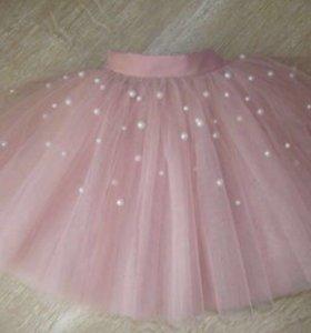 Фатиновые юбочки и платья